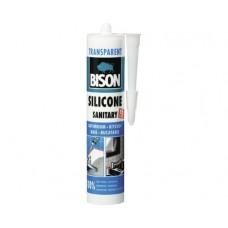 Bison silicon sanitar alb