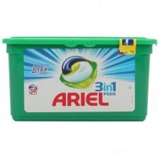 Detergent Capsule Ariel 3 in 1 Pods