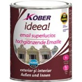 Kober email superlucios 0.75l